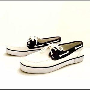Polo Ralph Lauren topsider boat shoes men 11D
